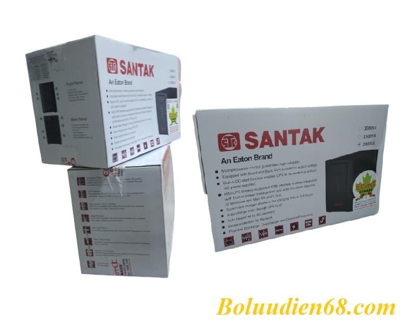 Bộ lưu điện Santak Blazer 1000Pro chính hãng