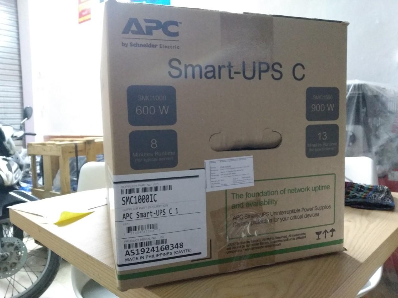 Bộ lưu điện APC SMC1000IC
